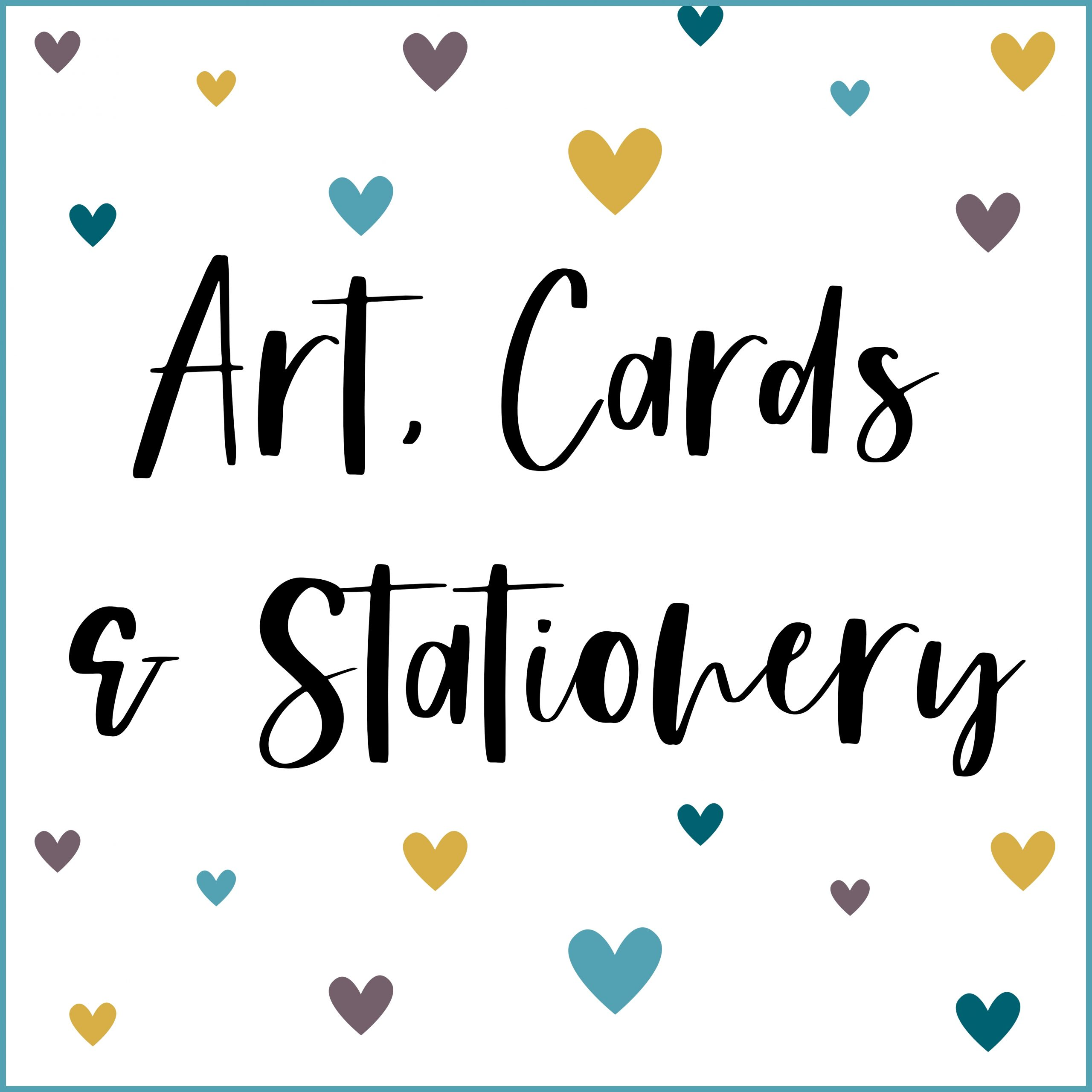 Art, Cards & Stationery