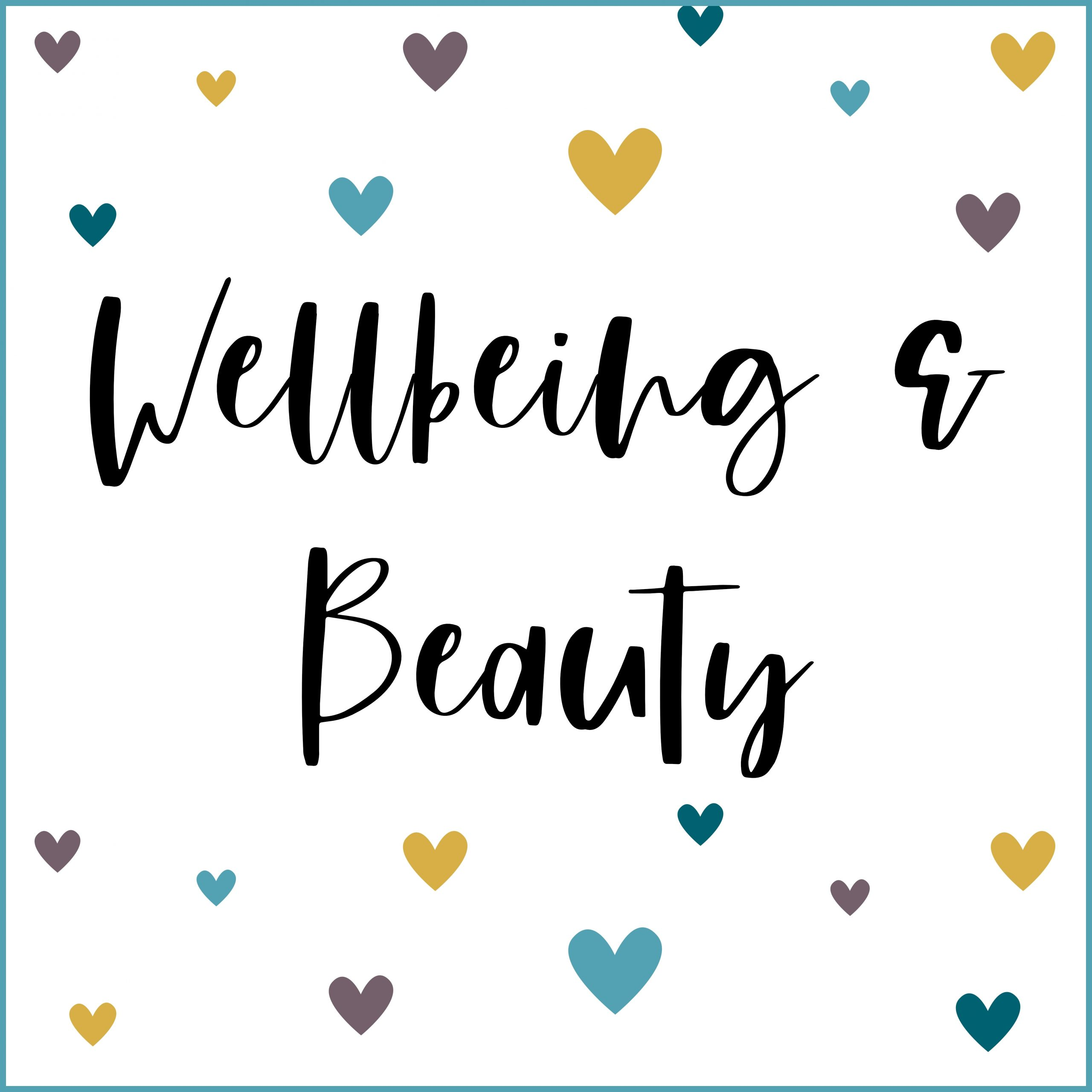 Wellbeing & Beauty