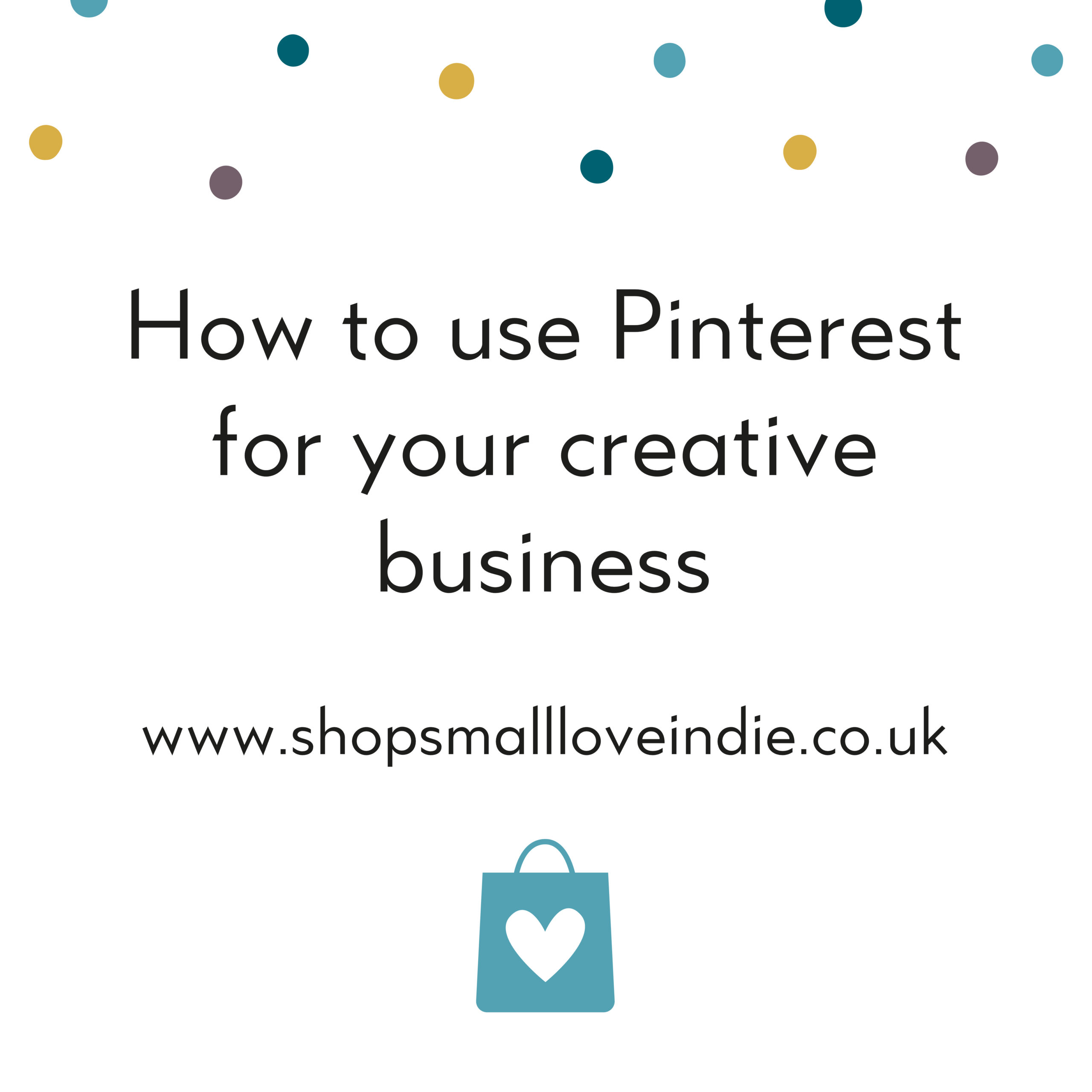 How to use Pinterest for your creative business